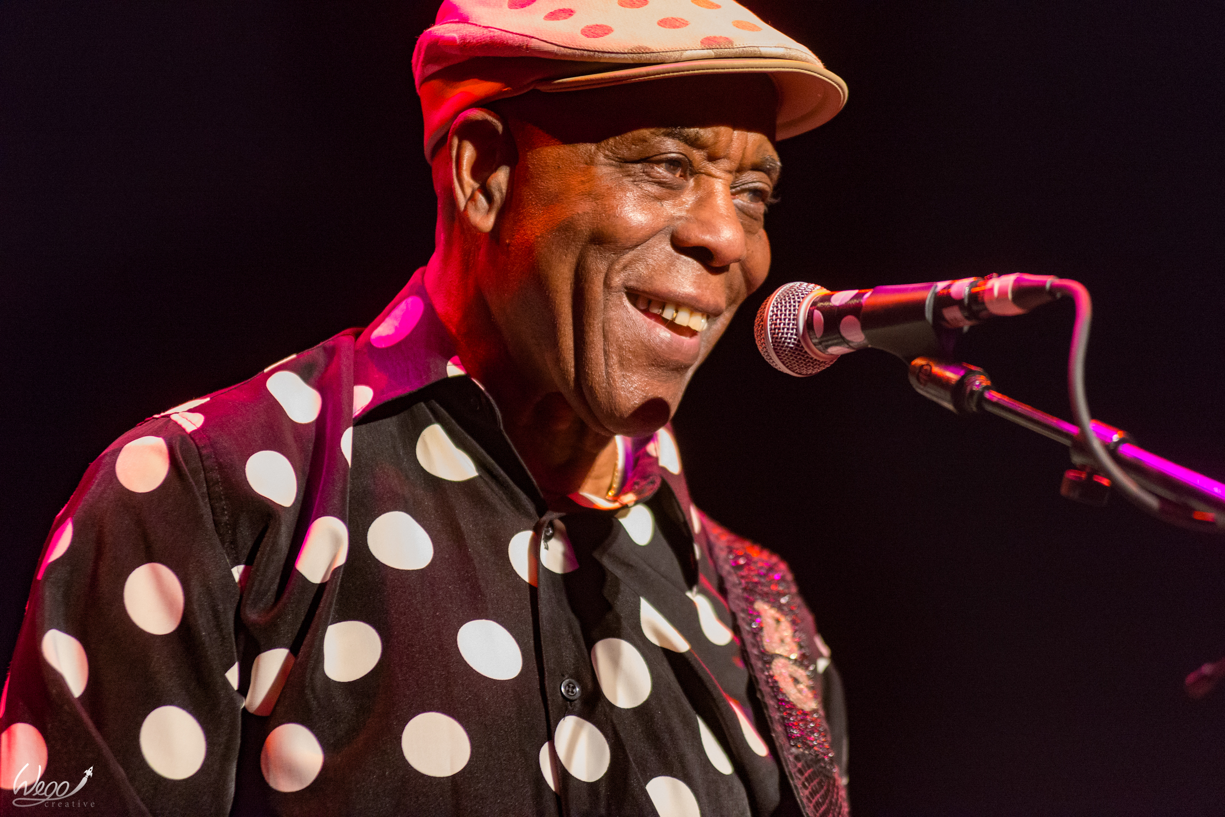Buddy Guy Live at the Gillioz Theatre